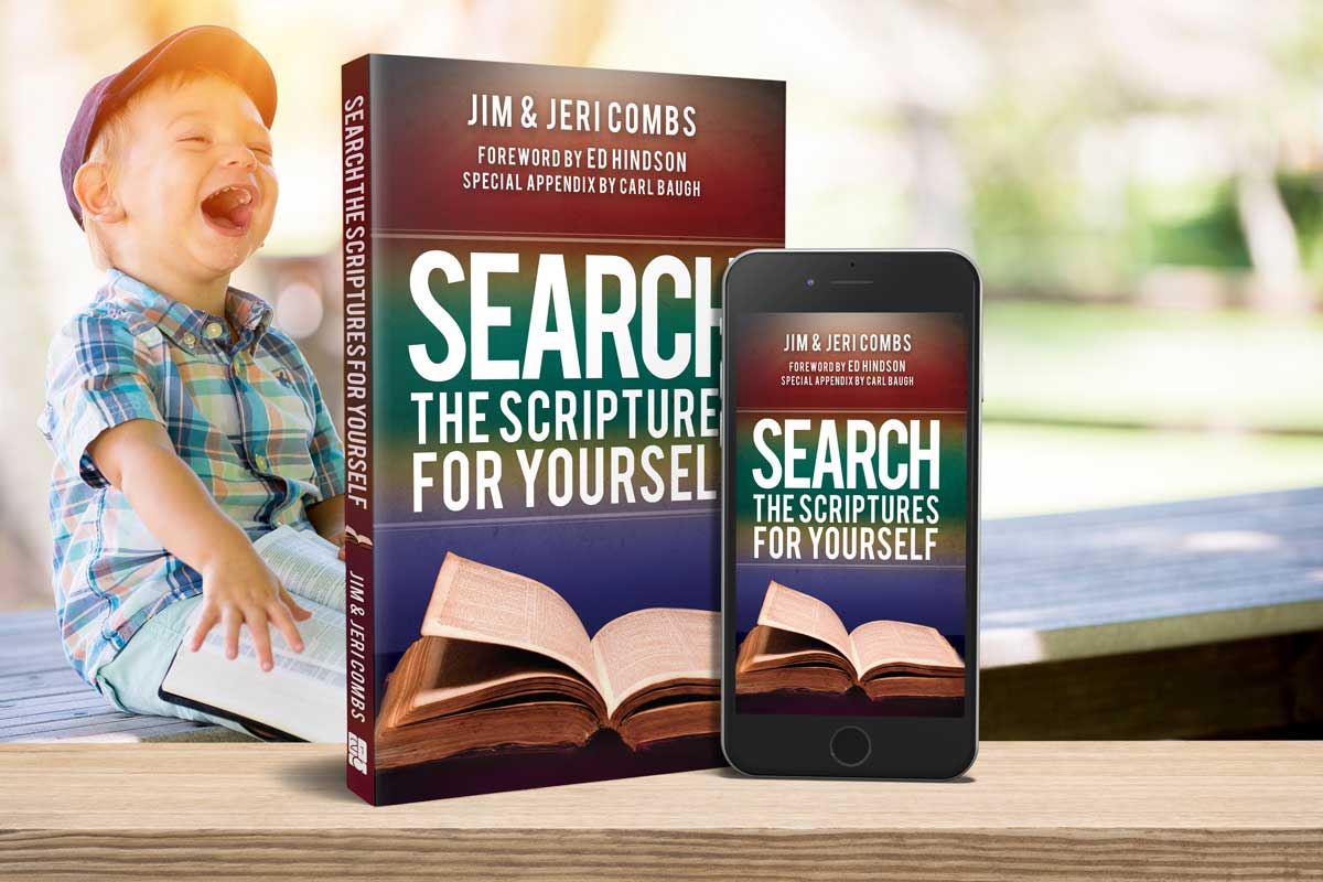 Search The Scriptures For Yourself