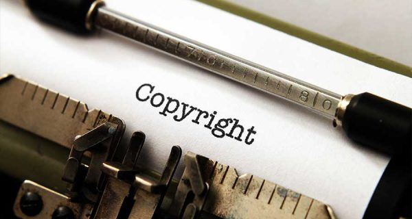 What About Copyrighting My Book?