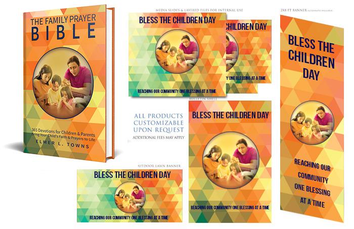 Bless The Children Campaign Deliverables